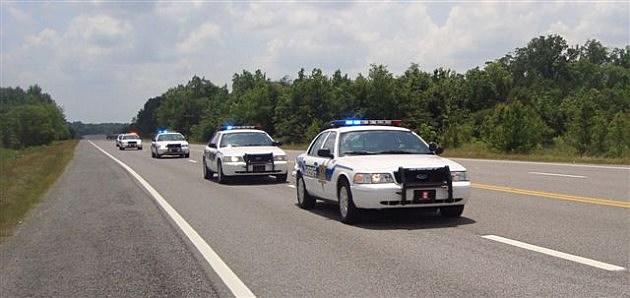 Tuscaloosa County Sheriff Ted Sexton