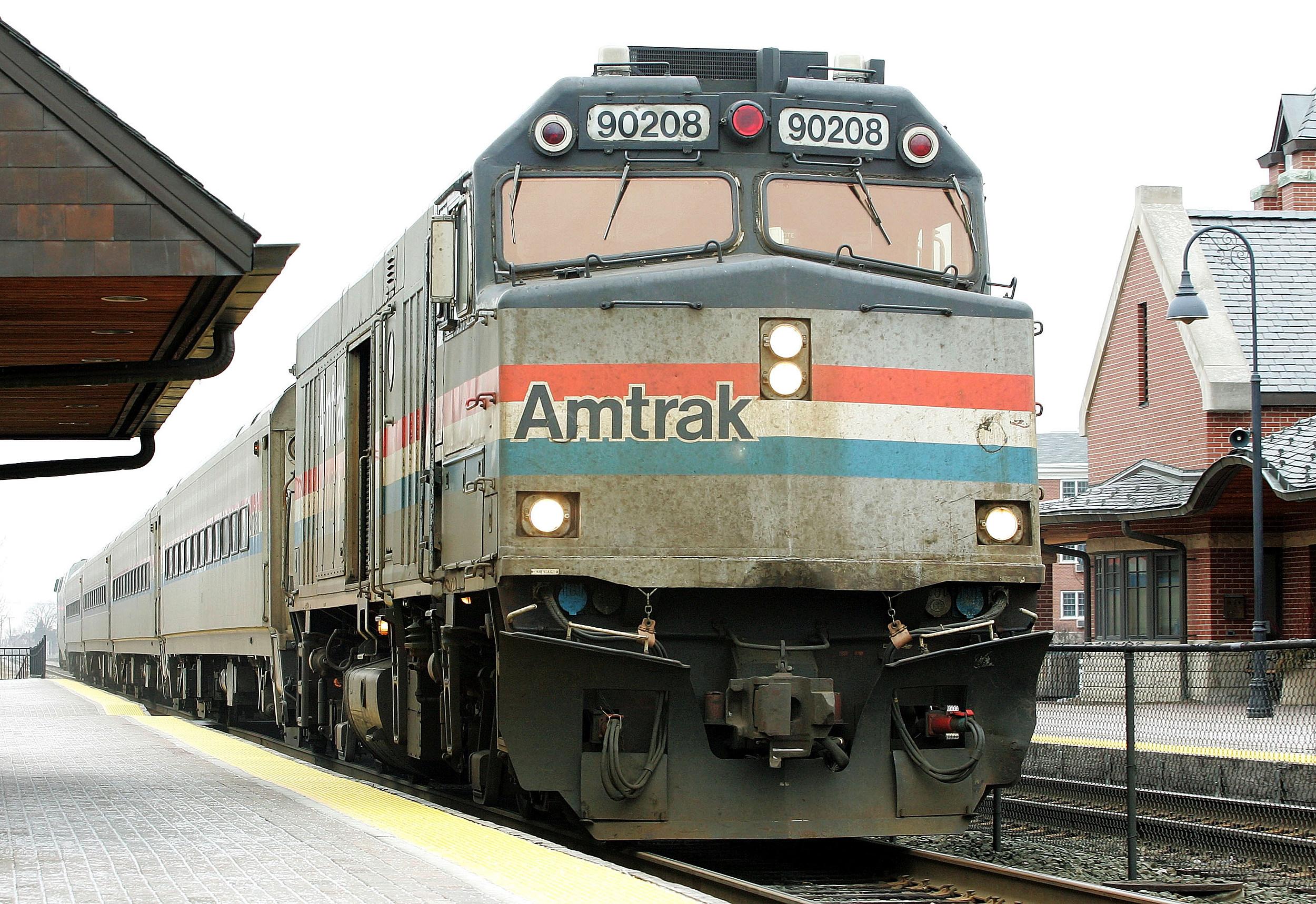 Amtrak Train Kills 2 in Birmingham