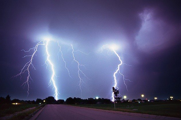 Severe thunderstorms facts