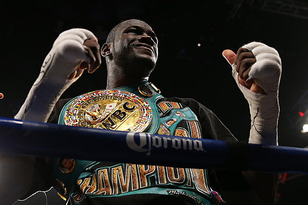 deontay wilder reveals next fight wbc heavyweight champion deontay ...