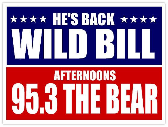 Wild Bill Is Back