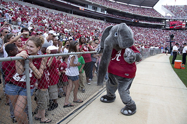 Alabama Football Fans
