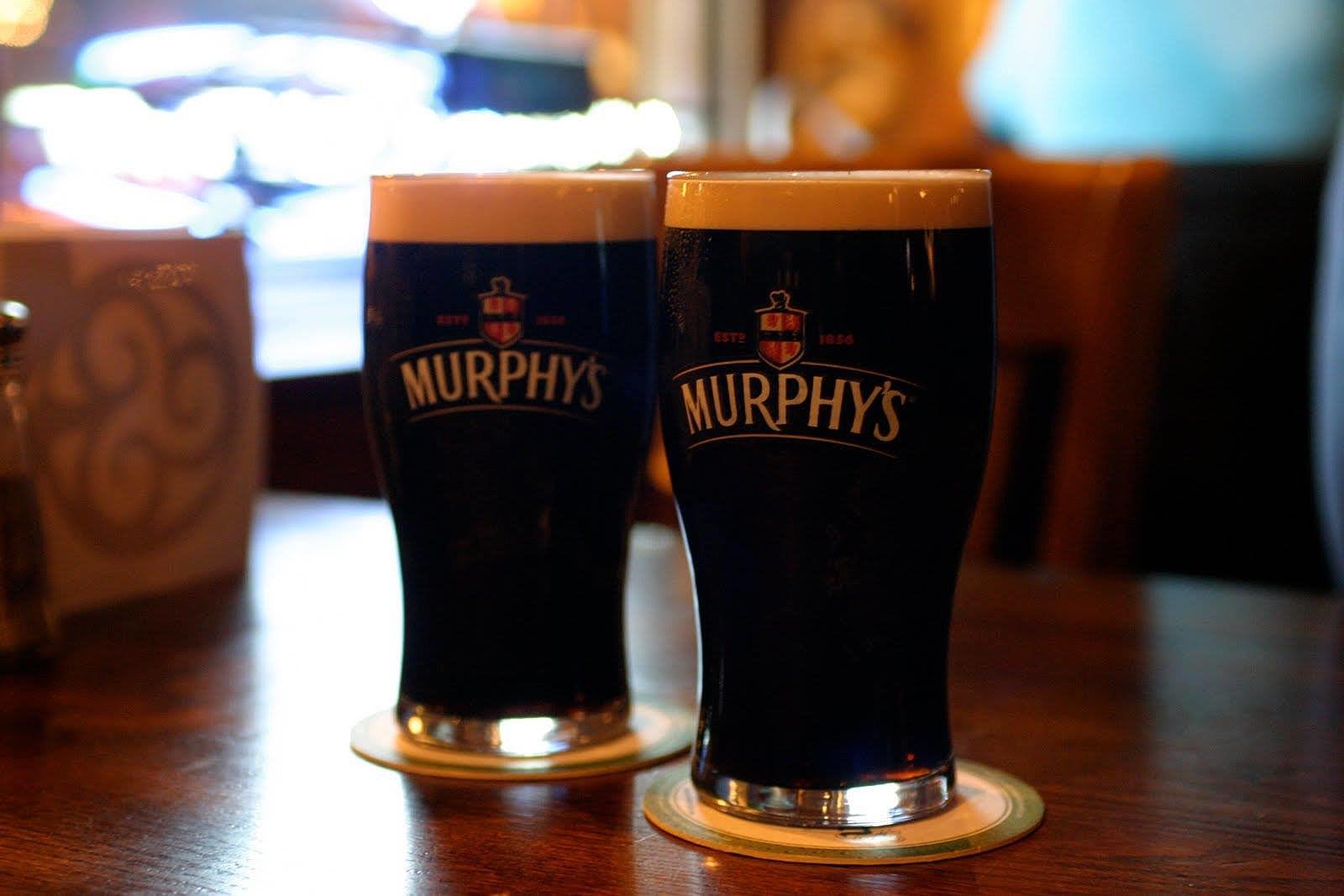Murphy's Irish Stout/Facebook