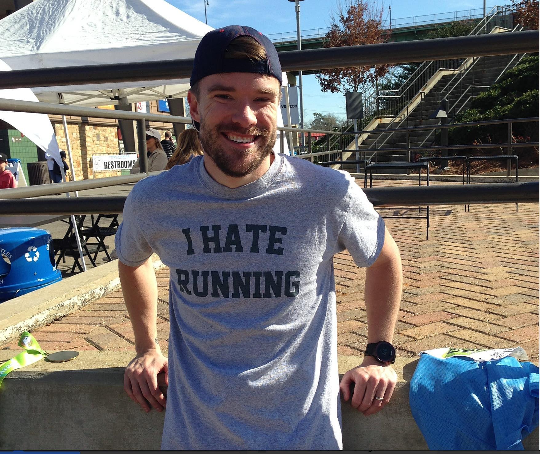 Tuscaloosa Half Marathon
