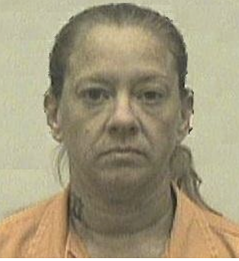 Christy Lynn Cook, 39. (Source: Pickens County Sheriff's Office)