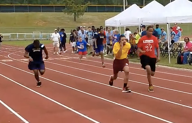 The 2017 Special Olympics