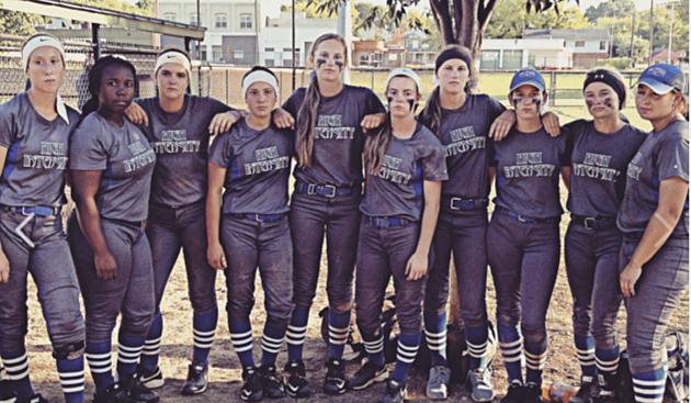 Tuscaloosa Co girls softball