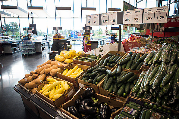German Grocer Lidl Open Stores In U.S.