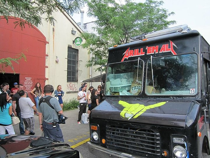 The Great Food Truck Race/Food Network/Facebook