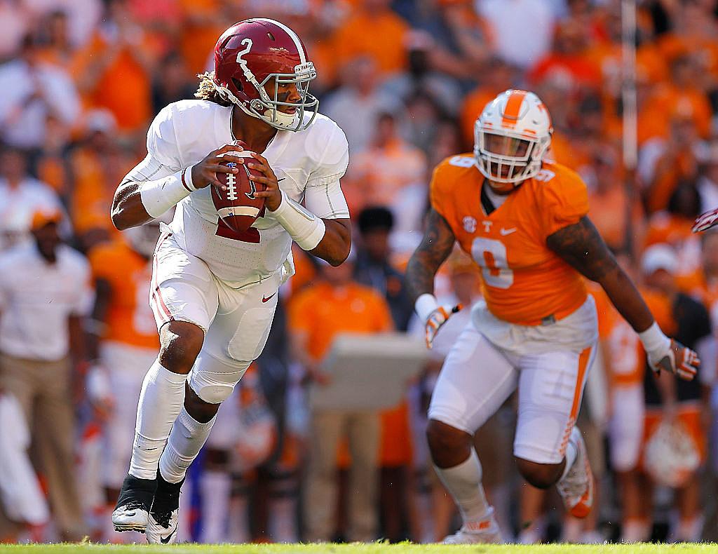 Alabama v Tennessee