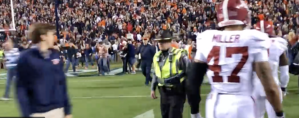 Auburn Fans Heckle Bama Players #WildBillShow